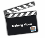 New Format with low volume series of training videos